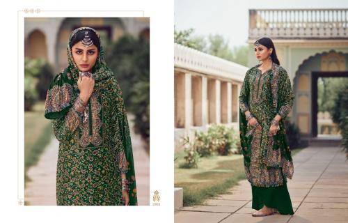 Meera Trendz Charmy Velvet 2903 Price - 1395