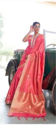 Rajtex Saree Kananta Silk 164002 Price - 1495