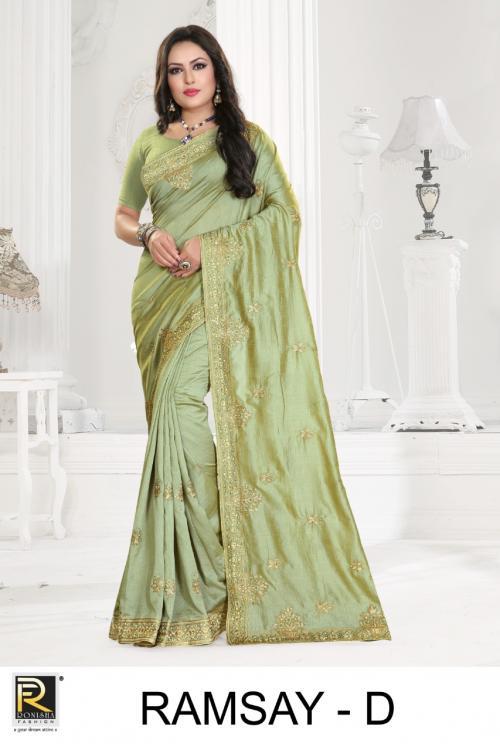Ranjna Saree Ramsay-D Price - 835