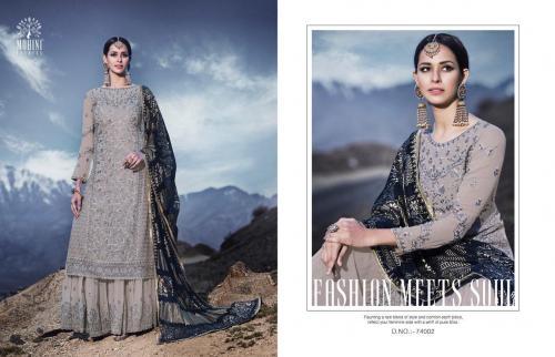 Mohini Fashion Glamour 74002 Price - 2495