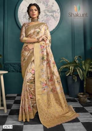 Shakunt Saree Kabirpanthi 25711-25715 Series