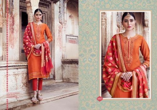 Kessi Fabrics Aabhushan 6007 Price - 1099