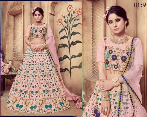 Khusboo Lehenga Girly 1059 Price - 3200