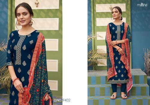 Maisha Maskeen Nafiza 9402 Price - 2195