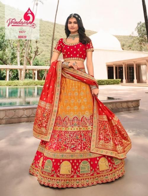 Royal Designer Vrundavan 10121 Price - 7050