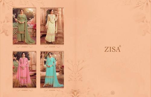 Meera Trendz Zisa Mayfair 11451-11454 Price - 7400