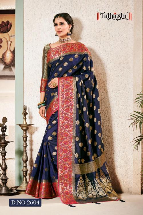 Tathastu Saree 2604 Price - 1600