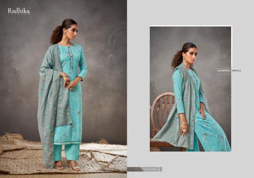 Radhika Fashion Azara Blossom 3006 Price - 975