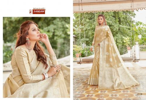 Sangam Prints Madhurama 2118 Price - 1395