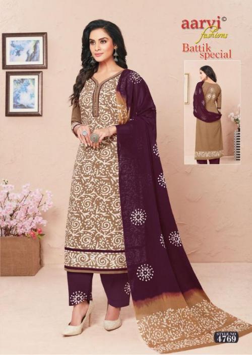 Aarvi Batik Special 4770 Price - 525