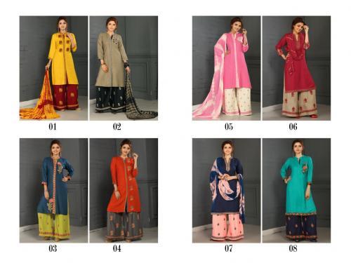 The Ethnic Studio Saaho 01-08 Price - 6160