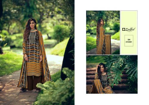 Zulfat Designer 219-001 Price - 525