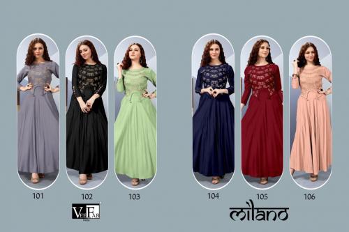 VF India Milano 101-106 Price - 4770