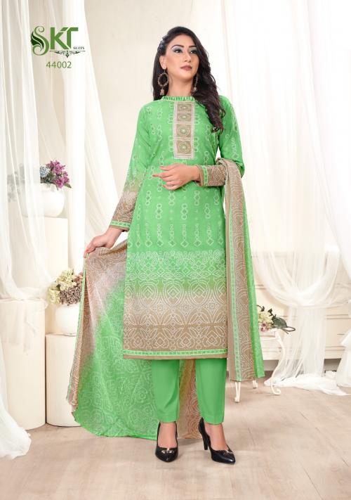SKT Suits Innayat 44002 Price - 445