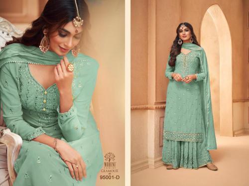 Mohini Fashion Glamour 95001-D Price - 1500