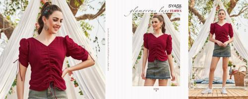 Syasii Designers Sumeer Beauty 1015 Price - 395