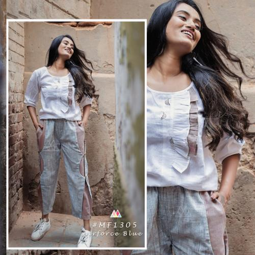 Mesmora Fashion Fanstasy Khadi MF 1305