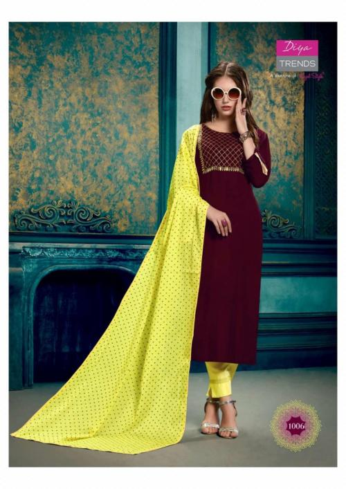 Diya Trendz Odhani 1006 Price - 740