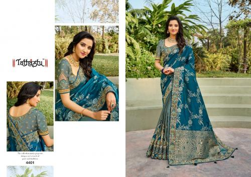 Tathastu Saree 4401 Price - 2985