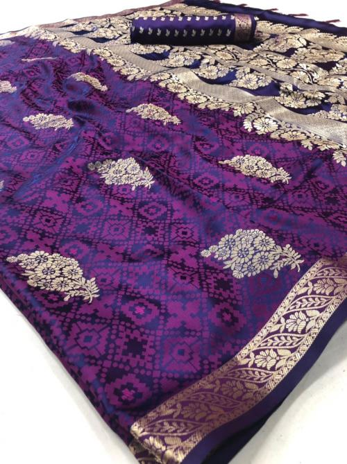 Rajtex Saree Kanushaa Silk 171004 Price - 1560