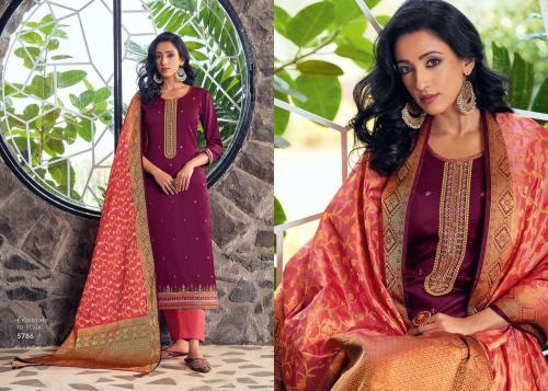 Kessi Fabrics Asopalav 5786 Price - 949