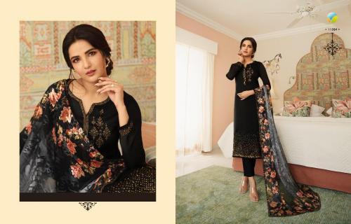 Vinay Fashion Kaseesh Shining Star 11584 Price - Inquiry On Watsapp Number For Price