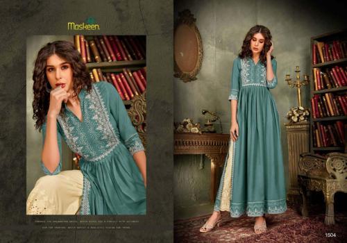 Maisha Maskeen Nazneen 1504 Price - 1069