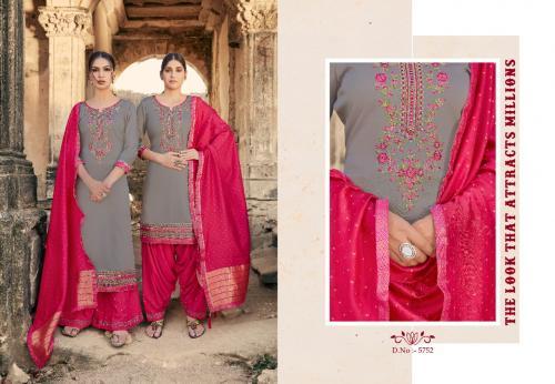 Kessi Fabric Lashkara 5752 Price - 940