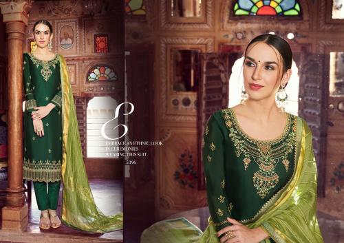 Kessi Fabrics Shubharambh 5396
