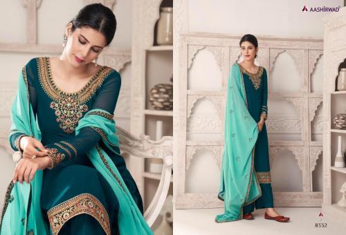 Aashirwad Creation Maria 8332-8337 Series