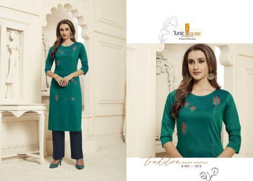 Neha Fashion Nilu With Pant 1015 Price - 949