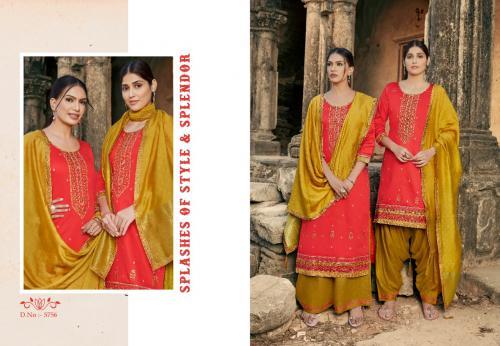 Kessi Fabric Lashkara 5756 Price - 940