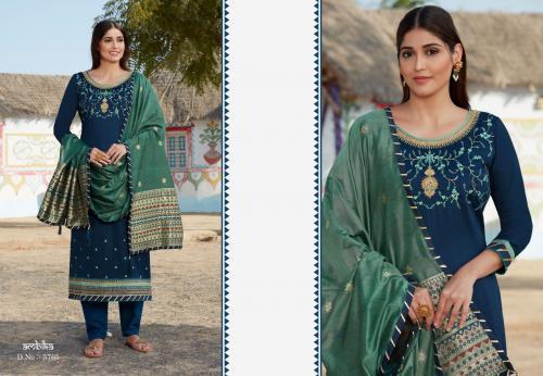Kessi Fabrics Rajgharana 5765 Price - 949
