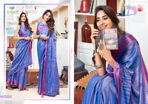 Triveni Saree Bella 25134 Price - 975