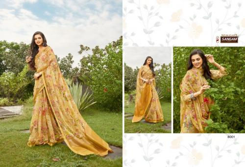 Sangam Prints Nupur 8001 Price - 1480