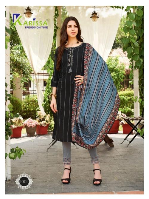 Karissa Trendz Bombay Beauty 1001 Price - 1105
