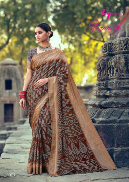 LT Fabrics Guzarish 1003 Price - 765