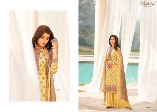 Belliza Designer Vogue 546-007 Price - 700