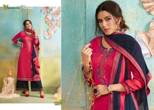 Kessi Fabrics Poshak 11018 Price - 899
