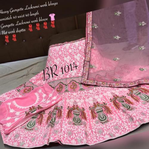 BR Lehenga Choli BR-1014-H Price - 2095