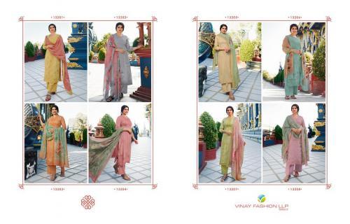 Vinay Fashion Sephali 13201-13208 Price - 13440