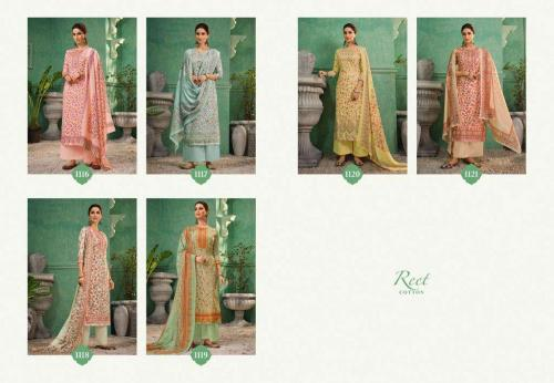 Glossy Simar Reet 1116-1121 Price - 5370