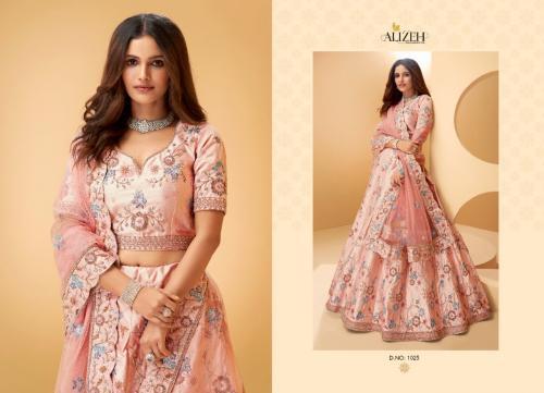 Alizeh Lehengas Sangeet 1025 Price - 5395