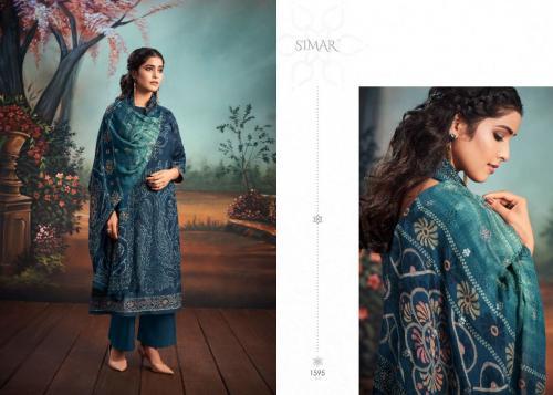 Glossy Simar Saavan 1595 Price - 1695