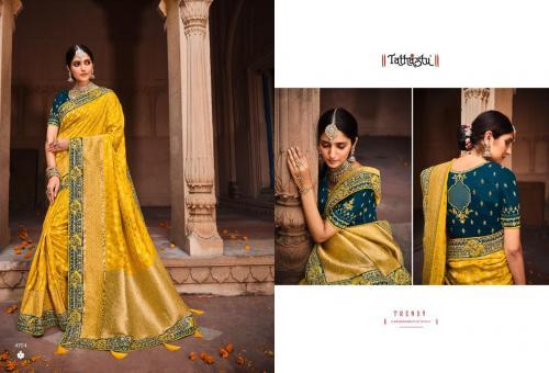 Tathastu Saree 4704 Price - 2565