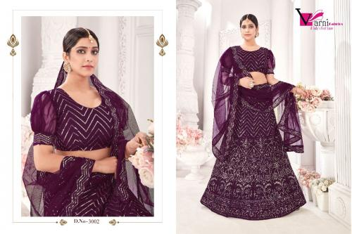 Varni Fabric Zeeya Noor 3002 Price - 1699