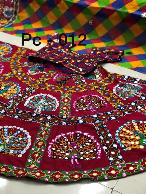 Designer Navratri Special Lehenga Choli PC 012 Price - 2495
