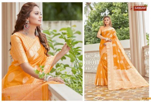 Sangam Prints Madhurama 2114 Price - 1395