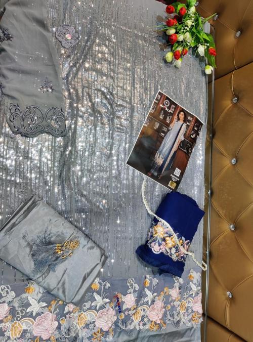 Shanaya Fashion Rose Craft Edition 705-V Price - 1275