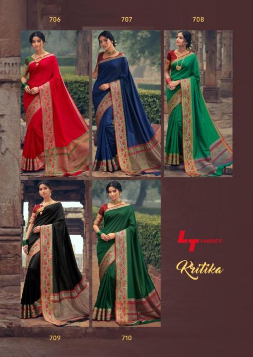 LT Fabric Kritika 706-710 Price - 3025
